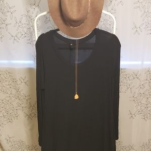 Dresses & Skirts - Long sleeve Maxi with POCKETS!!